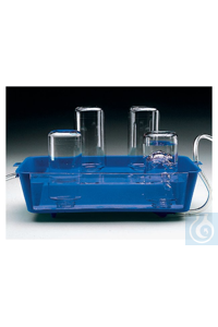 Nalgene™ Polyproylene Pneumatic Trough 76cm 31.1cm 17.2cm Case of 6 Nalgene™...