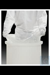 Nalgene™ Tankauskleidungen aus Coex-Polyethylenfolie Case of 10 5 gal....