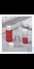 Nalgene™ Durchsichtige Diagnostikflaschen aus PETG mit Verschluss: Steril, Großpackung,...