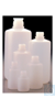 Nalgene™ Boston Round HDPE Bottles without Closure: Bulk Pack 125mL Case of 500 24mm...