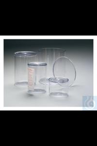 Nalgene™ Allzweckbehälter mit Deckel 8.3L Each 22,2 cm 25.3cm Nalgene™...