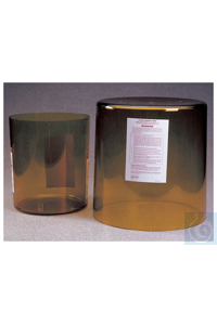 Nalgene™ Polyetherimide Replacement Vacuum Jars 253mm 2.625 gal., 8.3L 222mm Each...