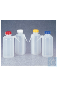 Nalgene™ Color-Coded Unitary™ LDPE Wash Bottles Nalgene Unitary...