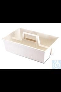 Nalgene™ Utility Carriers Utility Carrier Polyethylene Case of 6 Nalgene™ Utility...