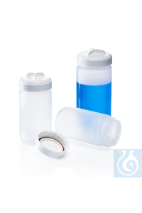 Nalgene™ PPCO Centrifuge Bottles with Sealing Closure 250mL Case of 36 27,500 x g...