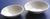 3 Artikel ähnlich wie: Abdampfschalen/Porzellan innen glasiert (Nr.207/1) - 72 mm Ø