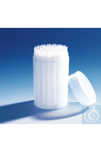 Tip-Box N, PP, filled with 28 pipette tips, 0.5 - 5 ml