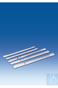 Disposable pipettes, PS, sterile , graduated, 5 ml