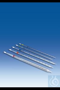 Disposable pipettes, PS, non-sterile, graduated, 1 ml
