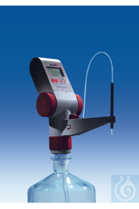 VITLAB® continuous E, volume per turn of thumbwheel 2.5 ml
