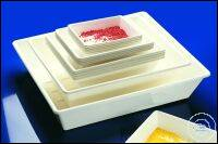 6Artículos como: Laboratory tray, PP, inner bottom size 130 x 180 mm Laboratory tray, PP,...