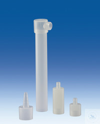 Drying Tube, PP, unfilled, for VITLAB® continuous E/RS und VITLAB® simplex/genius (1. generation)