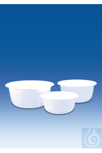 6Artículos como: Bowl, PP, white, round, Ø 160 mm, 0,9 l Bowl, PP, white, round, Ø 160 mm, 0,9 l