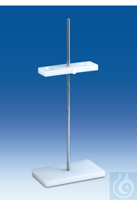 Filter funnel support, 240 x 140 mm for 2 funnels