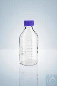 5Artículos como: Frasco de laboratorio, GL 45, 500 ml, altura 176 mm Frasco de laboratorio,...