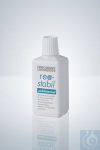Cleaning agent rea-stabil®, 0,2 l bottle Cleaning agent rea-stabil®, 0,2 l...