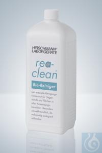 Reiniger rea-clean®,  1 l Nachfüllflasche Reiniger rea-clean®, 1 l...