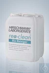 Reiniger rea-clean®, 30 l Gebinde Reiniger rea-clean®, 30 l Gebinde. Flüssiges, phosphatfreies...