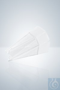 Microscopic slides, cello-wrapped,  extrawhite, 76x26 mm, cut edges Microscopic slides,...