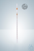 Graduated pipettes, cl. AS, amber grad.,  2:0,1 ml Graduated pipettes, class AS, amber stain...