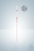 Graduated pipettes, cl. AS, amber grad.,  1:0,01 ml Graduated pipettes, class AS, amber stain...