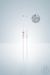 Volumetric pipettes, cl. AS, amber grad., 100:0,08 ml Volumetric pipettes, class AS, amber...