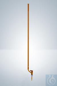2 Artikel ähnlich wie: Bürette DURAN®, Kl. B, weiß grad., 25:0,05 ml Bürette DURAN®, Kl. B, weiß...