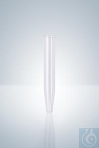 Centrifuge tubes, ungraduated, Vl. 15 ml, Ø 17 mm, L 115 mm Centrifuge tubes, ungraduated, long...