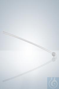 Screw coupled suction tube FEP, for ceramus® classic Screw coupled suction...