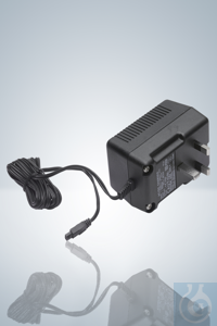Power supply, 230 Volt (UK), for pipetus® akku, aspirette® Power supply, 230...