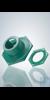 Kunststofffuß inkl. Schutzring, für Messzylinder ohne Fuß, 25 ml Kunststofffuß inkl. Schutzring,...