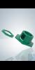 Kunststofffuß inkl. Schutzring, für Messzylinder ohne Fuß, 100 ml Kunststofffuß inkl. Schutzring,...