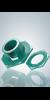 Kunststofffuß inkl. Schutzring, für Messzylinder ohne Fuß, 250 ml Kunststofffuß inkl. Schutzring,...