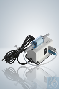Pump with filter, 230 Volt (EURO), for pipetus® standard Pump with filter,...