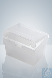 Multibox up to 1000 µl, for refill trays, autoclavable Multibox up to 1000 µl for refill trays of...