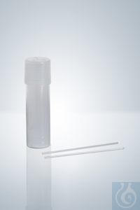 7Artikelen als: Melting point determination tubes, L 100 mm, OD 1,75 mm, ID 1,30 mm Melting...