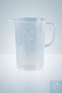 8samankaltaiset artikkelit Grad. beakers, PP, embossed scale, 50 ml, highly transparent Graduated...