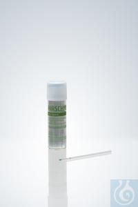 Haematocrit tubes,  L 75 mm, OD 1,3-1,4 mm, ID 0,5-06 mm