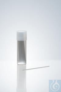 Kapillarröhrchen, L 60 mm, AD 1,35 mm, ID 0,95 mm Kapillarröhrchen, Länge 60 mm, Außendurchmesser...