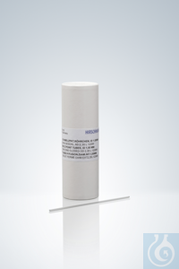 Melting point determination tubes,  L 100 mm, OD 2,35 mm, ID 1,55 mm Melting point determination...