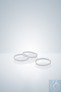 Pouring ring, premium cap GL 45, Height 4 mm Pouring ring, premium cap GL 45,...