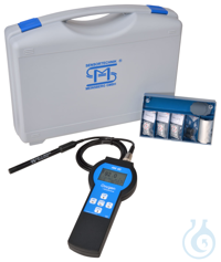 AM40/set • simultaneous measurement of dissolved oxygen and temperature •...