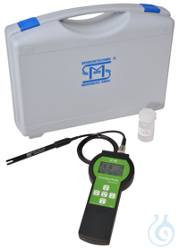 LF40/Set • simultaneous measurement of conductivity, salinity and...