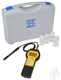 TM40/Set • measurement of pH or redox- or ISE-potential and temperature •...