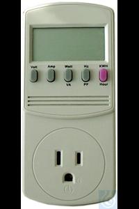 Leistungs-Messgerät PowMet115, für die Anzeige der Momentanleistung, der...