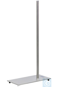 stand, Ø16mm, made of stainless steel, stand plate base length 300mm, width...