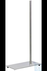 Stativ, Ø 16mm, aus Edelstahl, Stativplatte Länge 300mm, Breite 150mm,...