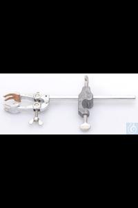 Stativhalterung für UP200St-T, mit Kreuzklemme und Laborklemme, für...