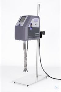 Ultraschall-Prozessor, Stativgerät, 400W, 24kHz (autom. Frequenzregelung),...