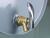 """Fasshahn Messing, 3/4"""" außen, NW 10mm Fasshahn für petrochemische..."""
